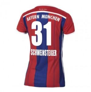Camiseta del Mascherano Barcelona Primera 2014/2015