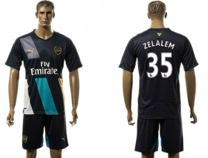 Camiseta del 35# Arsenal Away