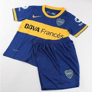 Camiseta Boca Juniors Primera Equipacion 2014 Nino