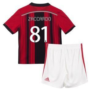 Camiseta nueva Everton McGeady 2a 2014-2015