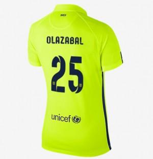Camiseta nueva Barcelona Dani Alves Segunda 2013/2014