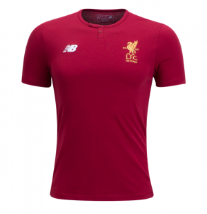 Camiseta nueva del Liverpool 2017/2018