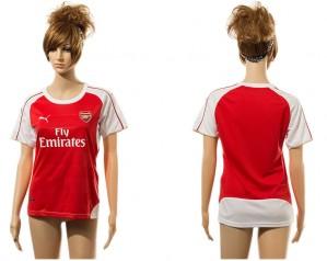 Camiseta nueva del Arsenal Mujer aaa version Home