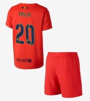 Camiseta nueva Arsenal Flamini Equipacion Segunda 2014/2015