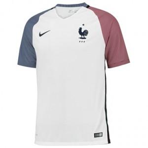 Camiseta nueva Francia Equipacion Segunda 2016