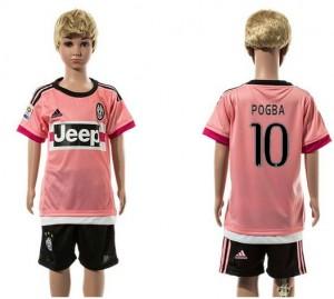 Niños Camiseta del 10 Juventus 2015/2016