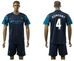 Camiseta de Manchester City Away 4#