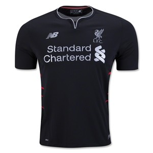 Camiseta del Liverpool Away 16/17