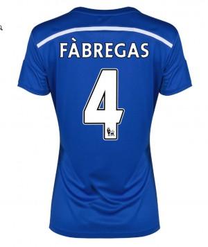 Camiseta Chelsea David Luiz Segunda Equipacion 2013/2014