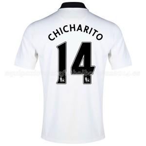 Camiseta nueva Manchester United Chicharito Segunda 2014/2015