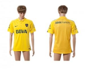 Camiseta de Boca 2015/2016 Tercera Equipacion