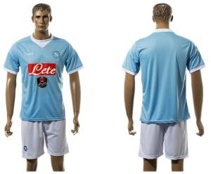 Camiseta del SSC Napoli Home