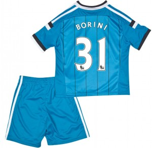 Camiseta nueva Borussia Dortmund Kirch Segunda 2013/2014