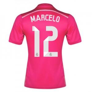 Camiseta del Marcelo Real Madrid Segunda Equipacion 2014/2015