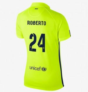 Camiseta nueva del Barcelona 2014/2015 Dani Alves Primera