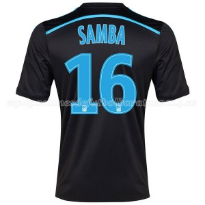 Camiseta Marseille Samba Tercera 2014/2015