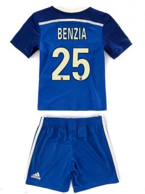 Camiseta Portero nueva del Real Madrid 14/15 Equipacion Nino Primera