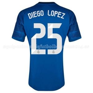 Camiseta Portero Real Madrid Diego Lopez Equipac Primera