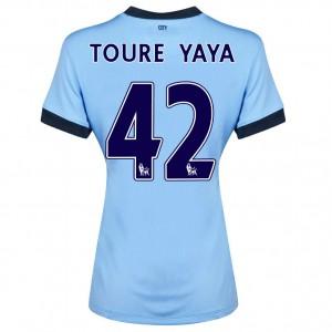 Camiseta Manchester City Javi Garcia Primera 2013/2014