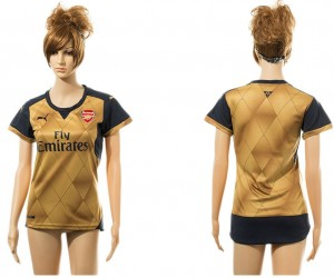 Camiseta nueva del Arsenal Away