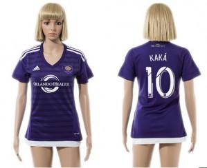 Mujer Camiseta del 10 Orlando City SC 2015/2016