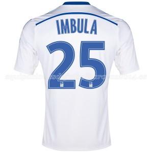 Camiseta nueva del Marseille 2014/2015 Imbula Primera