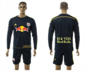 Camiseta nueva Red Bulls Manga Larga 2015/2016