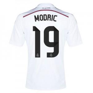 Camiseta nueva Real Madrid Modric Equipacion Primera 2014/2015