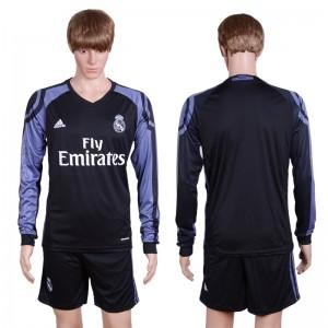 Camiseta nueva del Real Madrid 16/17 Equipacion LS Tercera