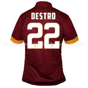 Camiseta nueva AS Roma Destro Equipacion Primera 2014/2015