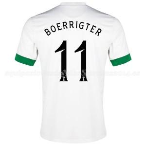 Camiseta nueva del Celtic 2014/2015 Equipacion Boerrigter Tercera