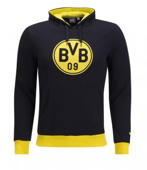 Camiseta Borussia Dortmund Crest Hoody 2017/2018