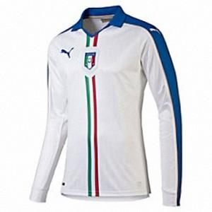 Camiseta de Italia 2016 Segunda Equipacion