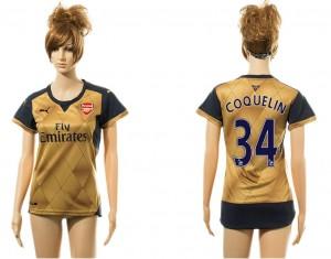 Camiseta Arsenal 34# Away