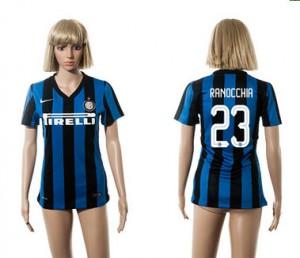 Mujer Camiseta del 23 Inter Milan 2015/2016
