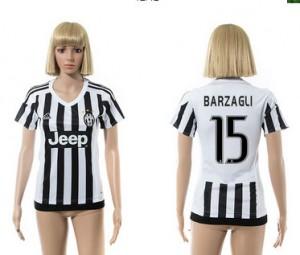 Camiseta de Juventus 2015/2016 15 Mujer