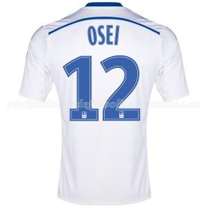 Camiseta nueva del Marseille 2014/2015 Osei Primera