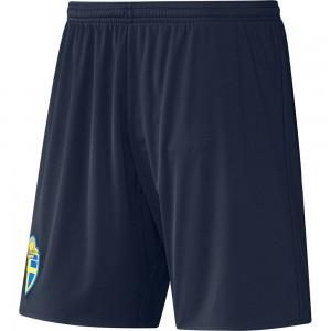 Football Shorts nueva del Suecia 2016-2017 Lejos