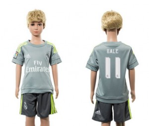 Camiseta nueva del Real Madrid 2015/2016 11 Niños Away