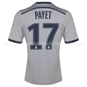 Camiseta de Marseille 2014/2015 Segunda Payet