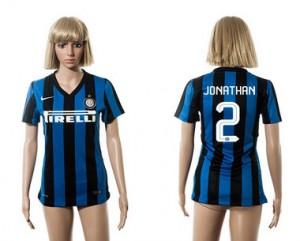 Camiseta Inter Milan 2 2015/2016 Mujer