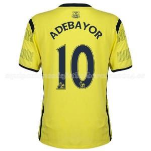 Camiseta nueva Tottenham Hotspur Adebayor Tercera 14/15