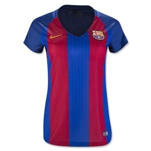 Camiseta nueva del Barcelona 2016/2017 Equipacion Mujer Primera