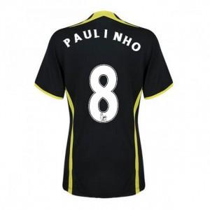 Camiseta nueva Manchester city Silva Tercera 2013/2014