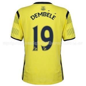 Camiseta Tottenham Hotspur Dembele Tercera 14/15