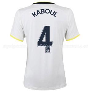 Camiseta Tottenham Hotspur Kaboul Primera 14/15