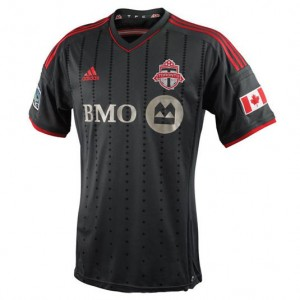Camiseta nueva del Toronto 2014/2015 Equipacion Segunda