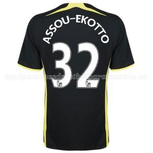 Camiseta del Assou Ekotto Tottenham Hotspur Segunda 14/15