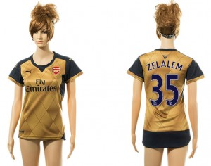 Camiseta del 35# Arsenal Away