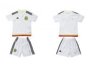 Camiseta nueva del Mexico 2015/2016 Niños